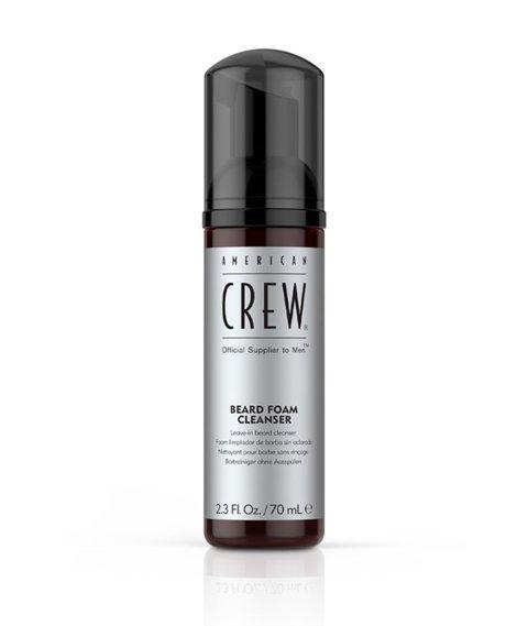American Crew-Beard Foam Cleanser Odświeżająca Pianka do Brody 70ml