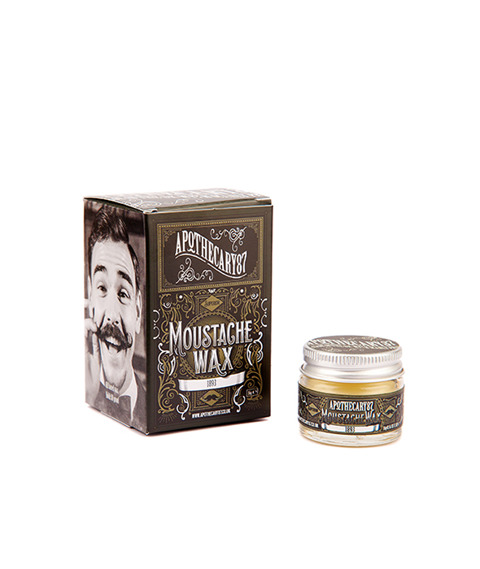 Apothecary 87-Firm Hold Mustache Wax Wosk do Wąsów 16g