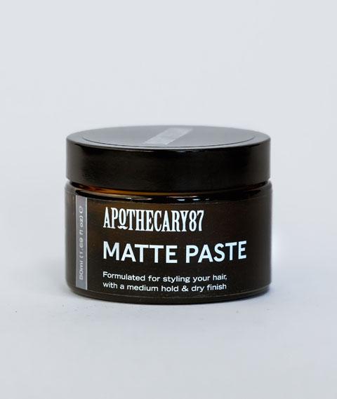 Apothecary 87-Mogul Matte Paste Pasta do Włosów 100 ml