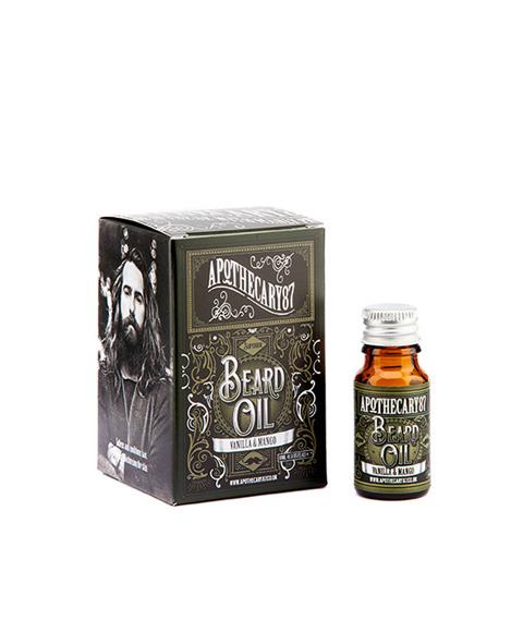 Apothecary 87-Vanilla & Mango Beard Oil Olejek do Brody 10 ml