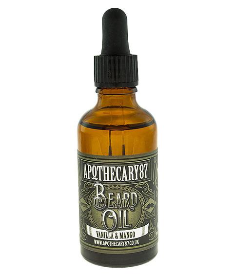 Apothecary 87-Vanilla & Mango Beard Oil Olejek do Brody 50 ml