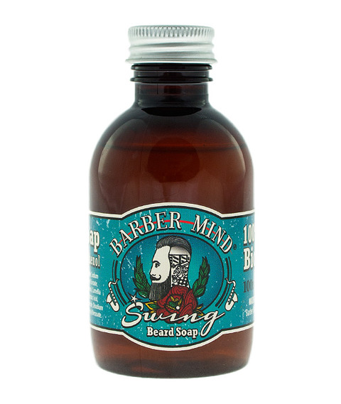 Barber Mind-Swing Beard Shampoo Szampon do Brody 100ml