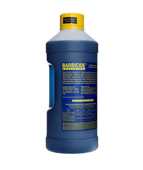 Barbicide-Koncentrat do Dezynfekcji Narzędzi 2000 ml