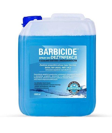 Barbicide-Płyn do Dezynfekcji Powierzchni (bez zapachu) 5000 ml