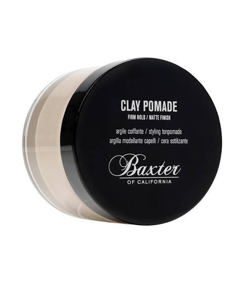 Baxter of California-Clay Pomade Pomada do włosów 60ml