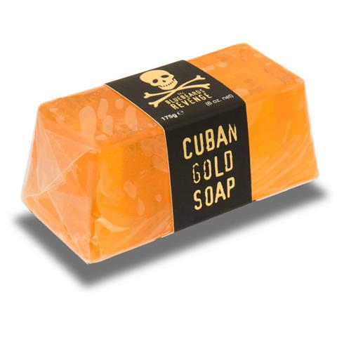Bluebeards Revenge-Cuban Gold Soap Mydło 175g
