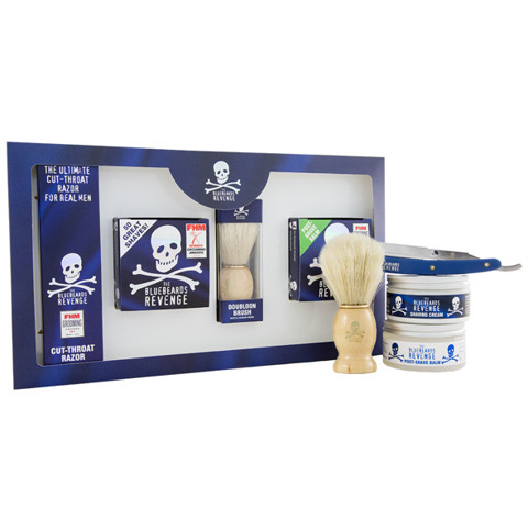 Bluebeards Revenge-Cut-Throat Kit Zestaw do Golenia
