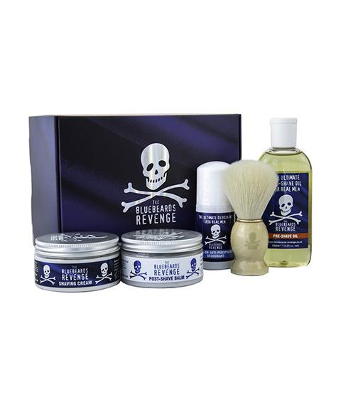 Bluebeards Revenge-Deluxe Kit Zestaw do Golenia