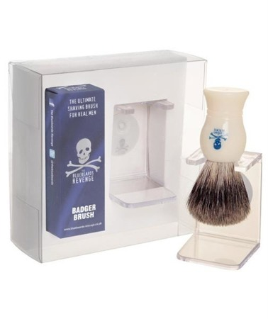 Bluebeards Revenge-Drip Stand & Badger Brush Set [BBRDSBADGER]