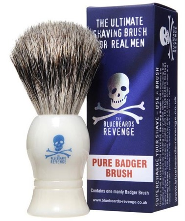 Bluebeards Revenge-Pure Badger Brush [SHBBRBRUSH]