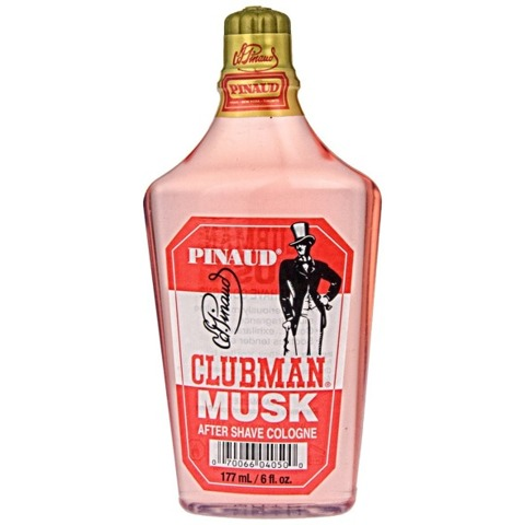 Clubman Pinaud-Musk Aftershave Cologne Woda po Goleniu 177 ml