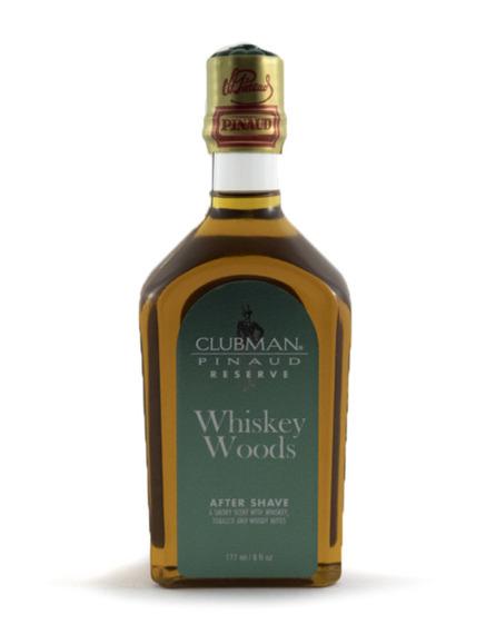Clubman Pinaud-Whiskey Woods Aftershave Woda po Goleniu 177 ml