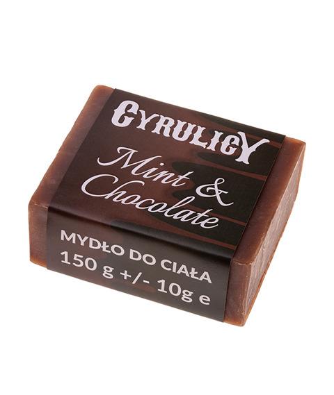 Cyrulicy-Mydło do Ciała Mint & Chocolate 150g