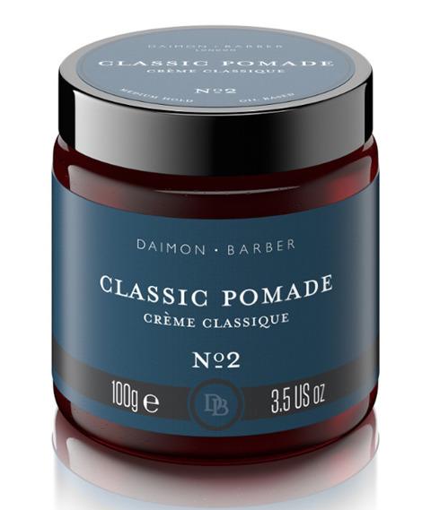 Daimon Barber - No2 Classic Pomade Pomada do Włosów 100g