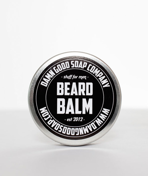 Damn Good Soap-Beard Balm Original Balsam do Brody 50ml