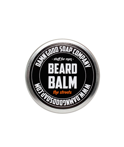 Damn Good Soap-Beard Balm The Streets Balsam do Brody 50ml
