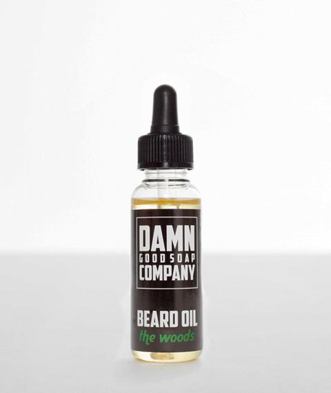 Damn Good Soap-Beard Oil The Woods Olejek do Brody 25 ml