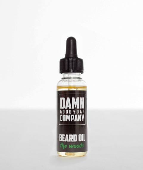 Damn Good Soap-Beard Oil The Woods Olejek do Brody 25ml