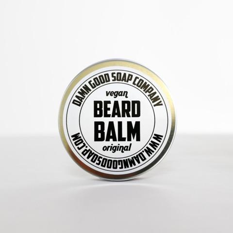 Damn Good Soap-Vegan Beard Balm Original Balsam do Brody 50 ml