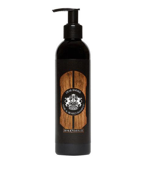Dear Barber-Shampoo Szampon do Włosów 250 ml