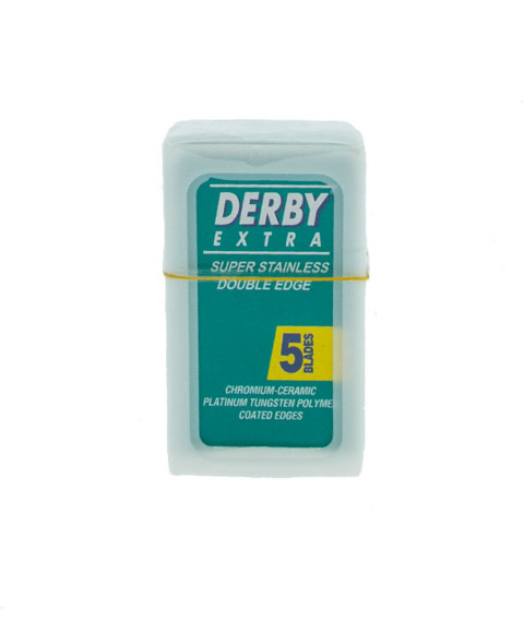 Derby- Extra Żyletki 5szt.