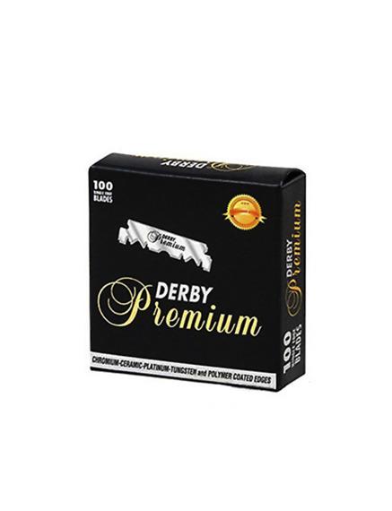 Derby-Żyletki Premium do Brzytwy 100szt.