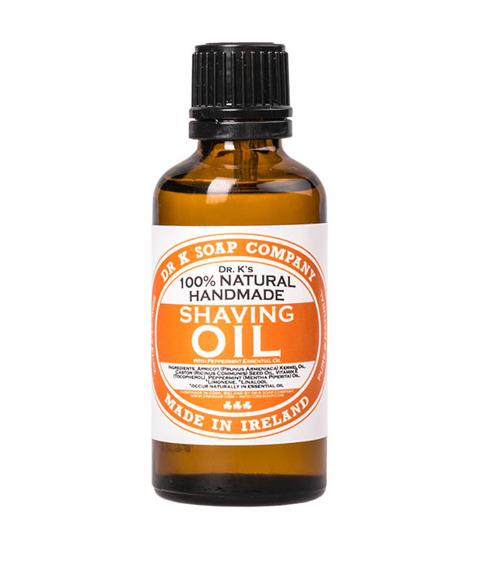 Dr. K. Soap-Shaving Oil Olejek do Golenia 50 ml
