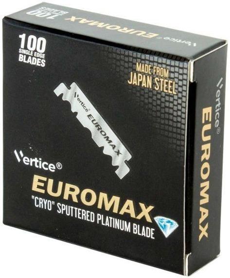 Euromax-Żyletki do Brzytwy 100szt.