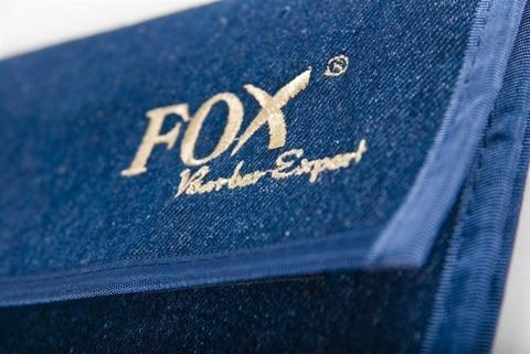 Fox-Komplet Grzebieni Barber Expert w Etui