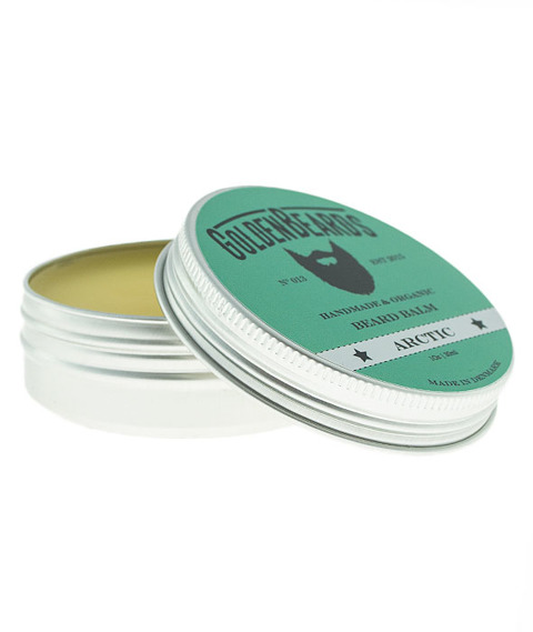 Golden Beards-Beard Balm Arctic Balsam do Brody 60ml