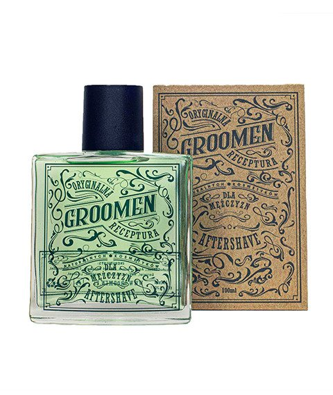 Groomen-Aftershave Woda Kolońska 100ml