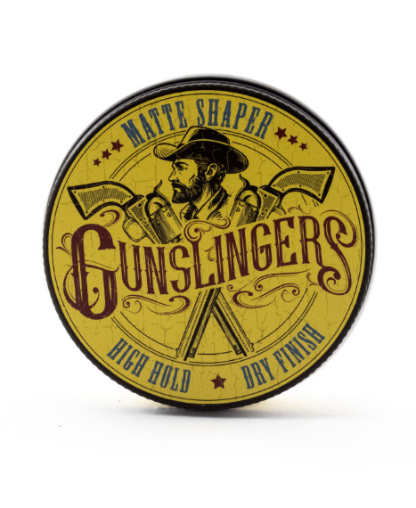 Gunslingers-Matte Shaper Pomada do Włosów 75ml