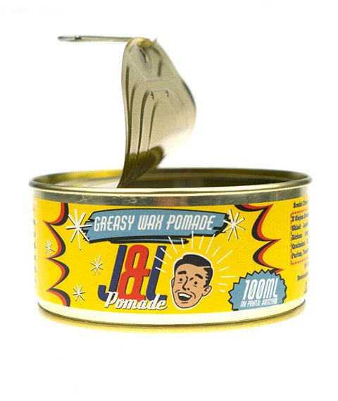 JNL POMADE-Slick & Grease Wax Pomada do Włosów 100 g