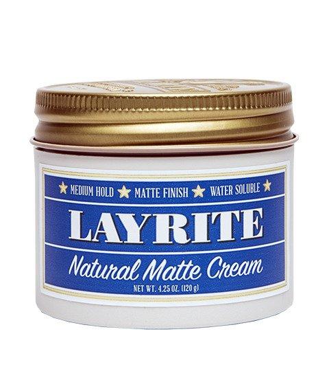 LayRite-Natural Matte Cream Pomada do Włosów 120g