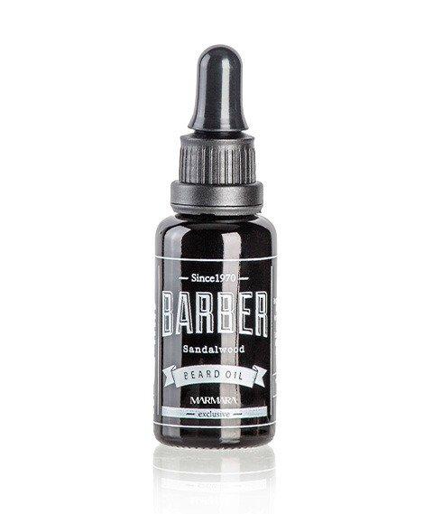 Marmara-Beard Oil Sandalwood Olejek do Brody 30 ml