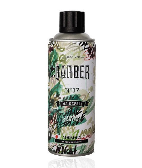 Marmara-Hair Spray Strong Control Lakier do Włosów 400ml