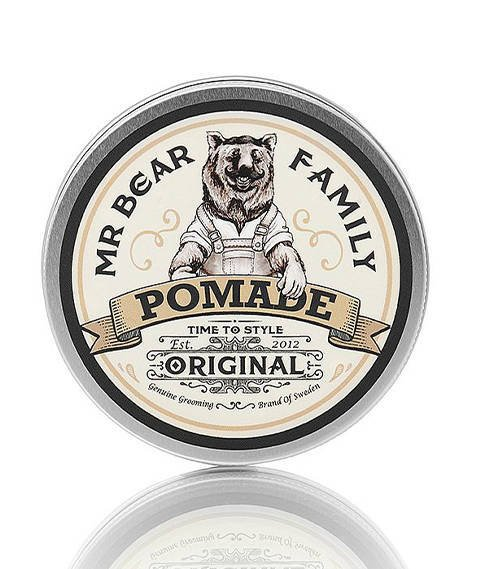 Mr Bear-Pomade Original Pomada do Włosów 100 g