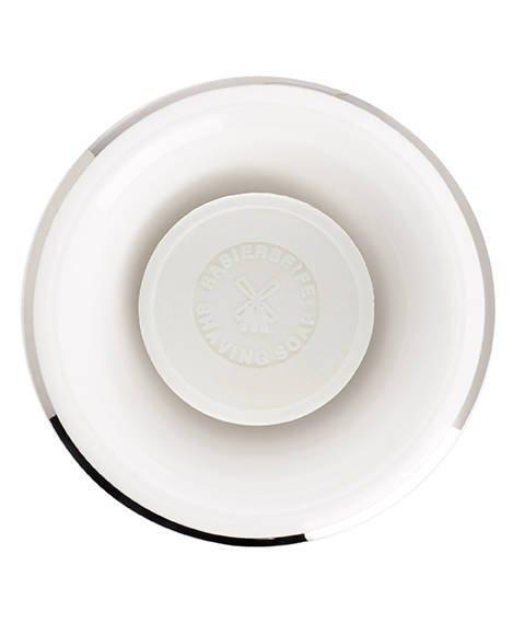 Muehle-Tygielek do Golenia Ceramiczny Biały