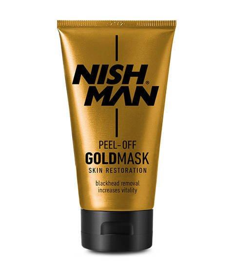 Nishman-Peel-Off Gold Mask Maska do Twarzy 150 ml
