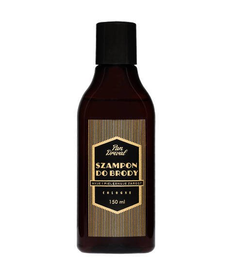 Pan Drwal-Cologne Szampon do Brody 150ml