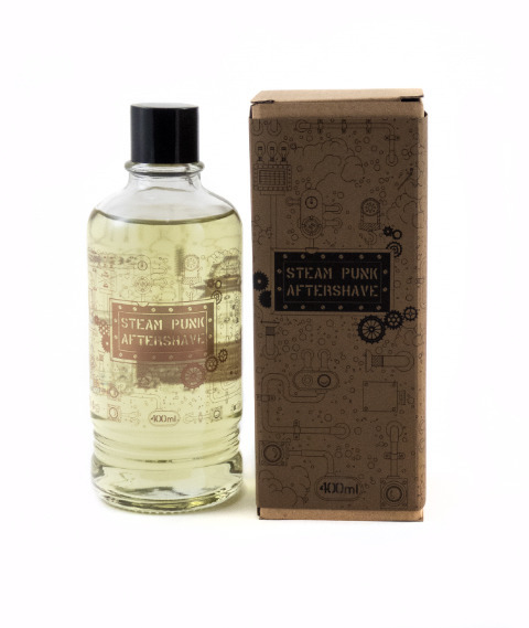 Pan Drwal-Steam Punk Aftershave Woda po Goleniu 400ml