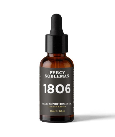 Percy Nobleman-1806 Beard Oil Olejek do Brody 30ml