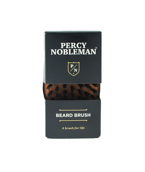 Percy Nobleman-Beard Brush Kartacz do Brody