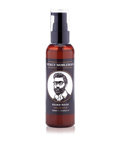 Percy Nobleman-Beard Wash Szampon do Brody 100 ml