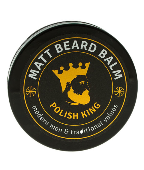 Polish King-Matt Beard Balm Balsam do Brody 100ml