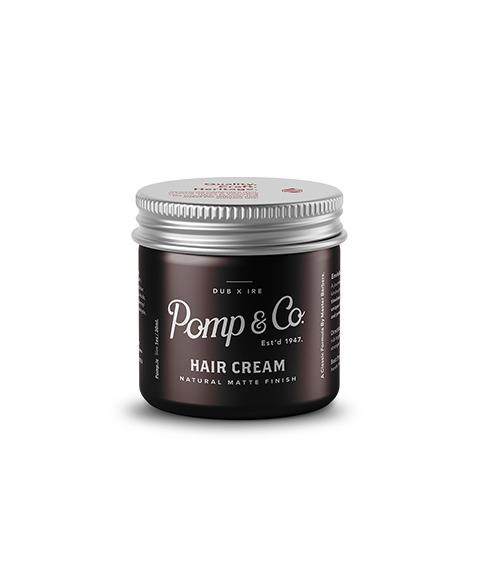 Pomp & Co.-Hair Cream Matowa Pasta do Włosów 28g