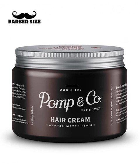 Pomp & Co.-Hair Cream Matowa Pasta do Włosów 455g