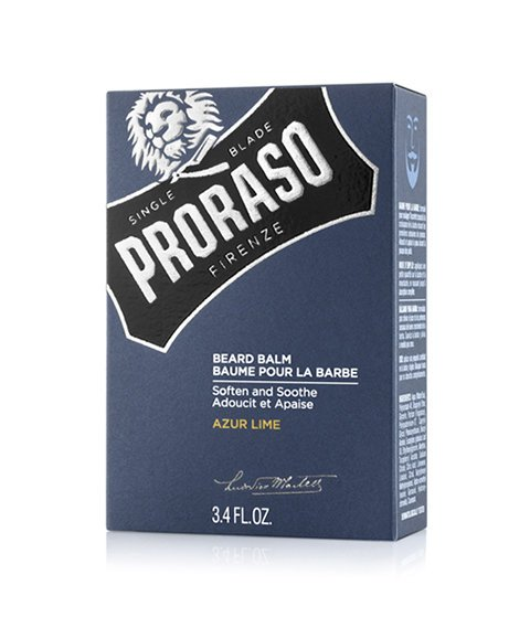 Proraso-Beard Balm Balsam do Brody Azur Lime 100ml