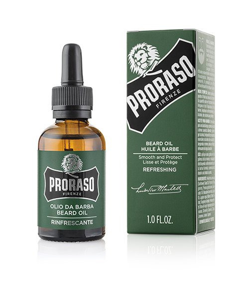 Proraso-Beard Oil Olejek do Brody z Eukaliptusem  30ml