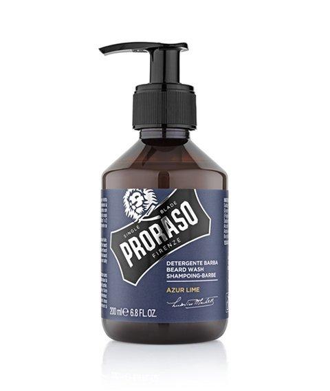 Proraso-Beard Wash Azur Lime Szampon do Brody 200ml
